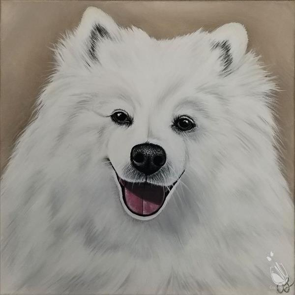 How to Paint SQUARE ART - Paint Your Pet