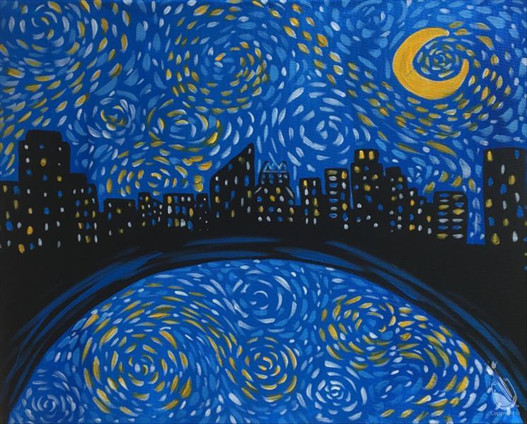Starry Night Over Austin (Ages 5+)