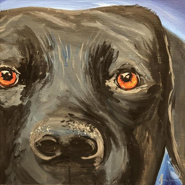 Paint your Pet: Send us your photo