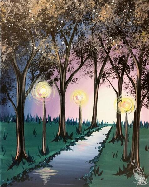 A Twilight Stroll- Afternoon Art $5.00 off