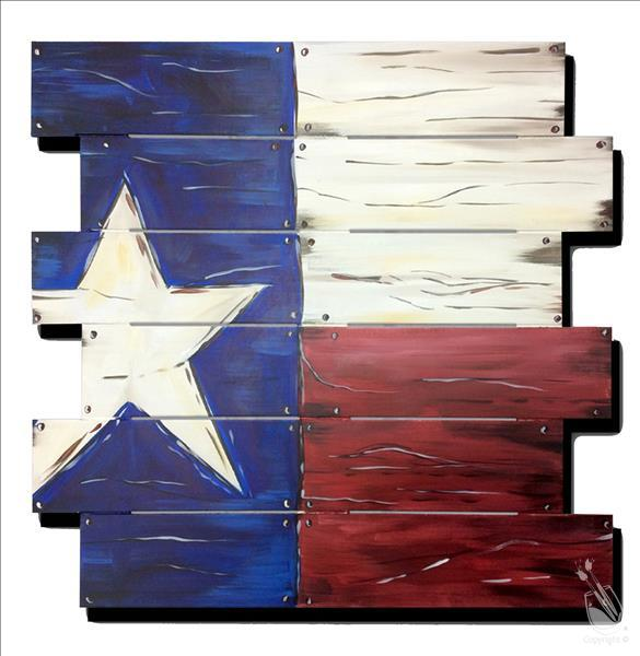 Texas Flag ADULTS ONLY