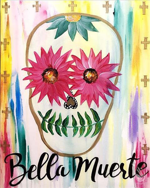 How to Paint Bella Muerte