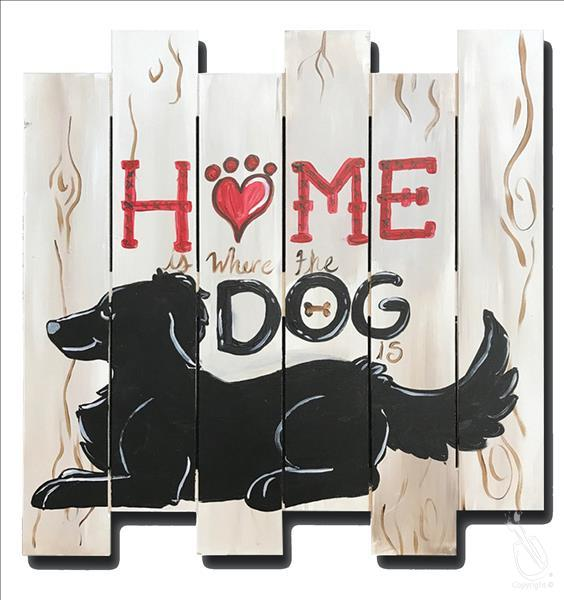 We've Got Wood Wednesday -  Dog (or Cat) Pallet