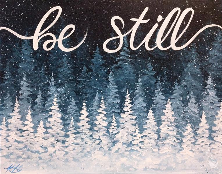 IN-STUDIO: Be Still