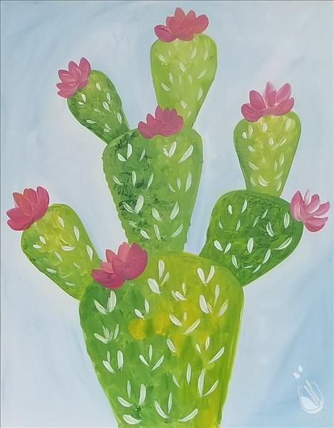Cute Little Cactus***Family Fun Day***