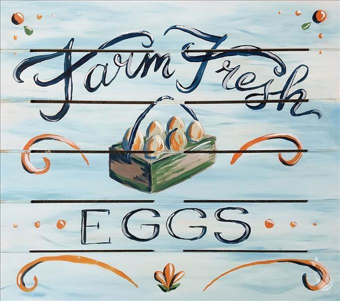 Farm Fresh Eggs ALL AGES