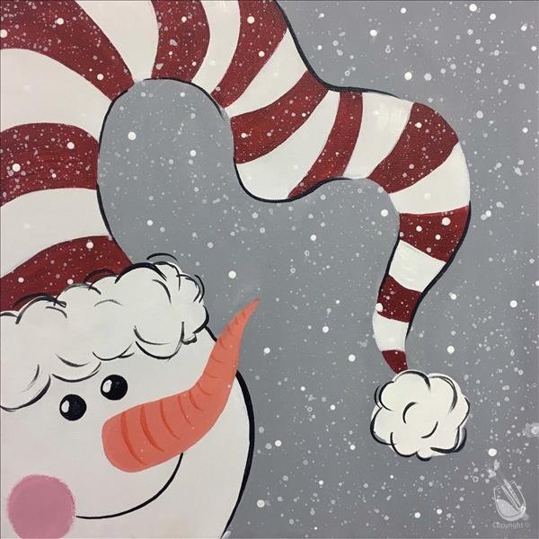 $25 Family Special - A Snowy Holiday - Frosty