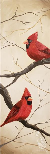 Woodland Cardinal - Adults