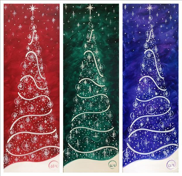 Twinkle Tree - Pick Your Colors - Adults