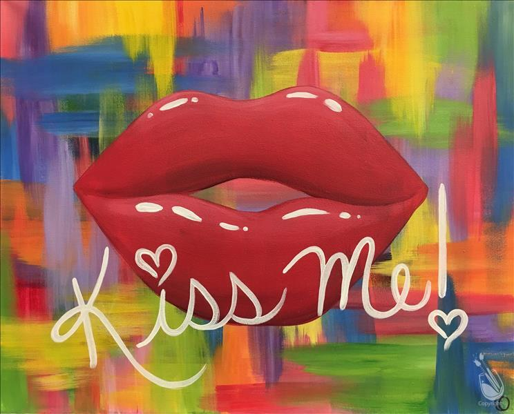 Kiss Me Like You Mean It!