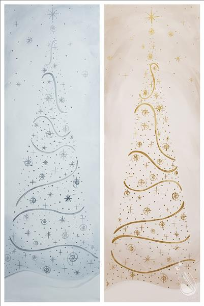 Twinkle Tree - Metallic Set