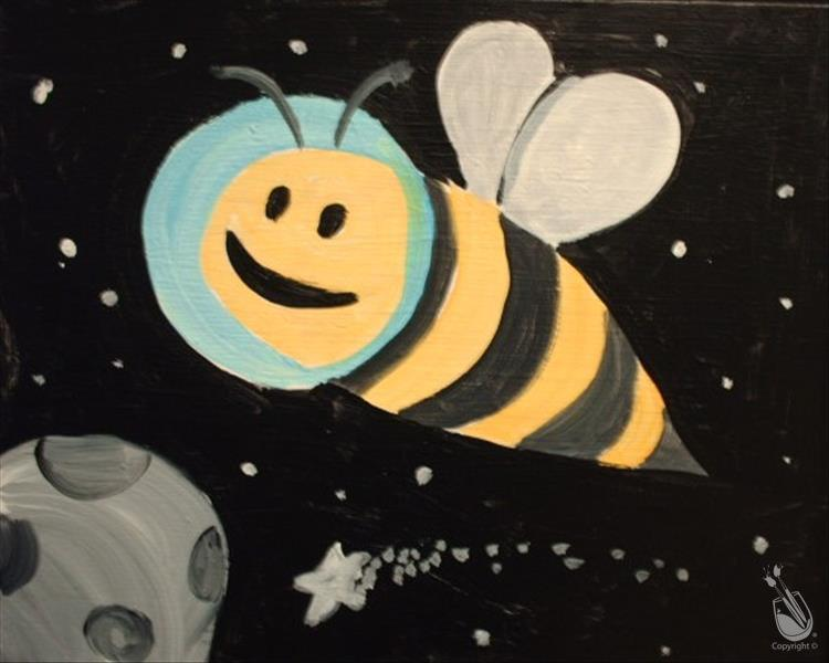 Space Bee * ALL AGES *