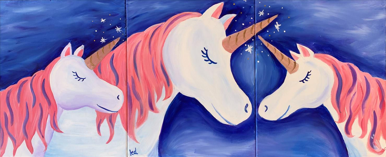 Mom & Baby Unicorns for Ages 8+ *SET for 2 or 3!*