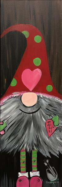 Gnome Love - Girl