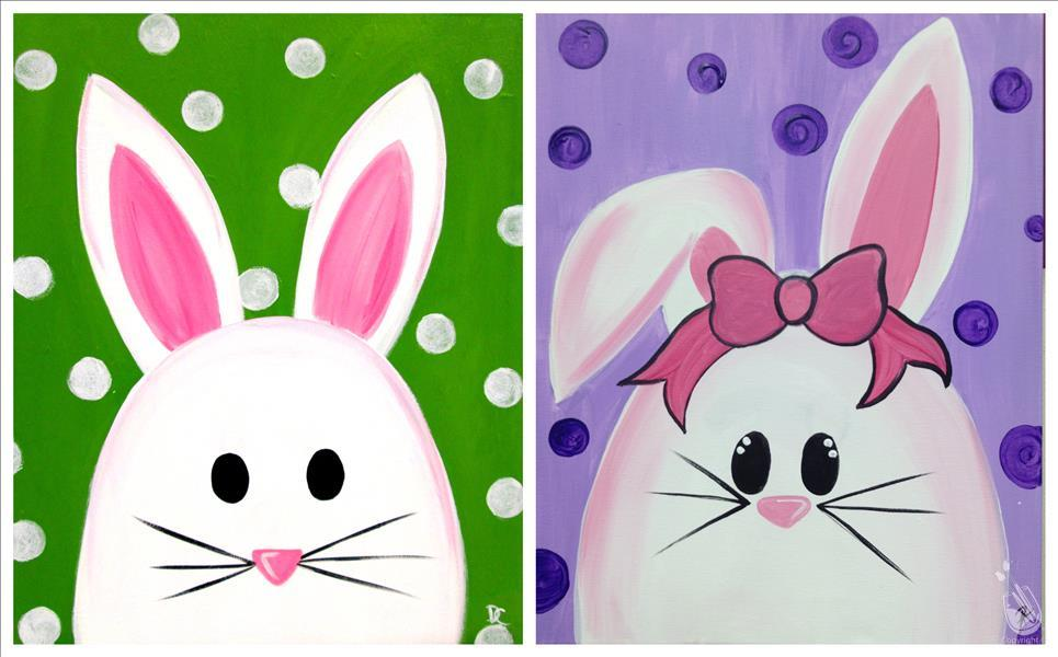 Mr. and Mrs. Bunny - Set  **CHOOSE ONE**