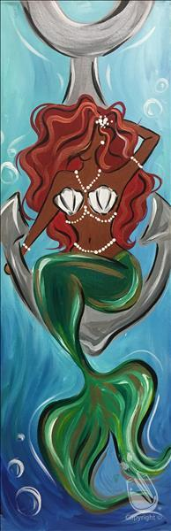 How to Paint She Shells-Customize your Mermaid!