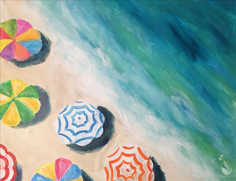 Beach Umbrellas-In Person Class