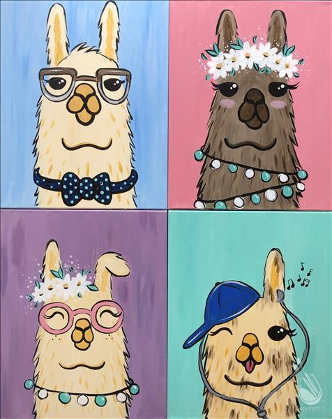 Choose Your Llama! (7+)