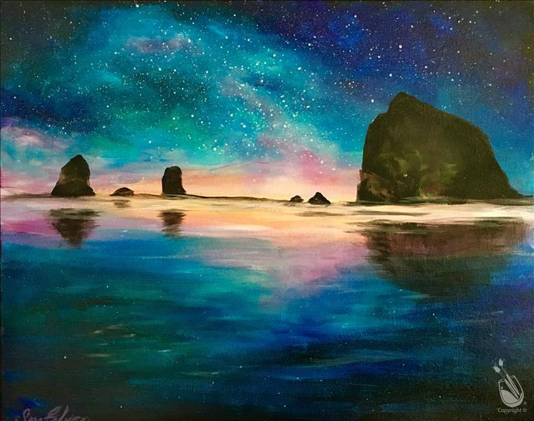 Starry Haystack Rock - Date Night/BFF