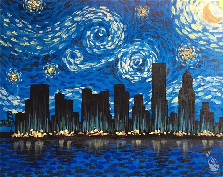 City Starry Night **LIMITED SEATING**