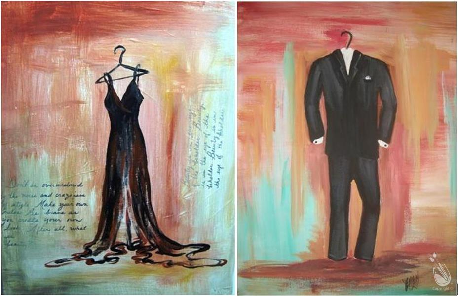 Black Tie Fashion - Set