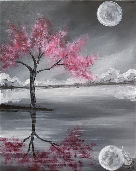 Reflection & Relaxtion (Zen Out & Paint!)