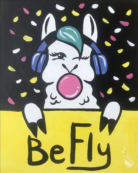 Be You Animals Series - Be Fly! Family Fun Time!