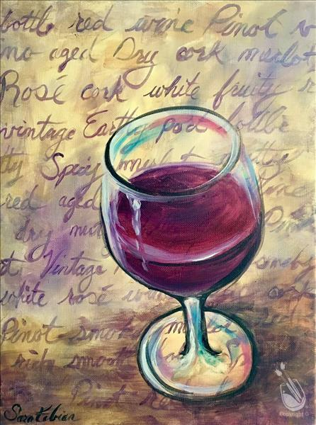 How to Paint New! Essence of Wine