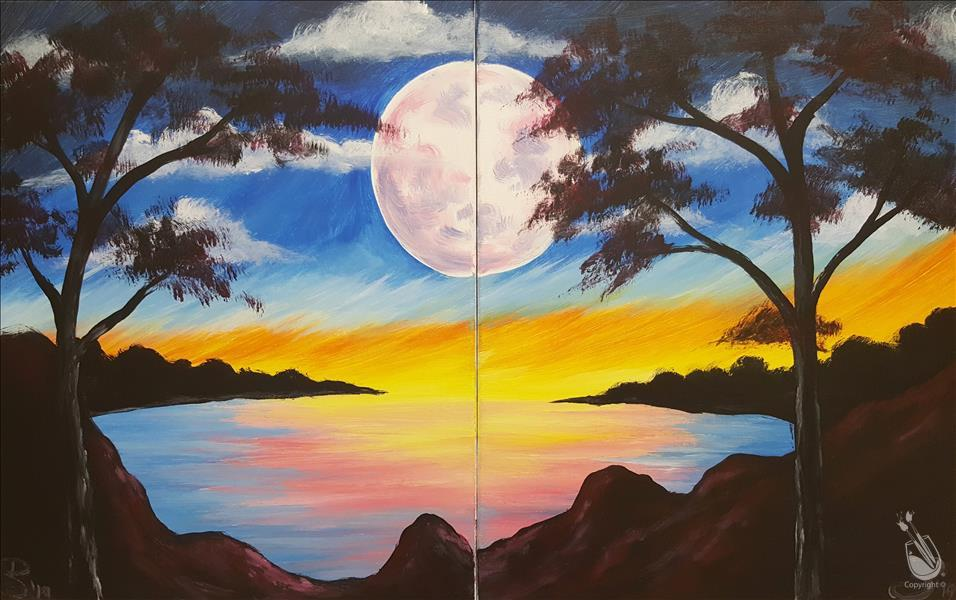 How to Paint Lunar Tropics - set