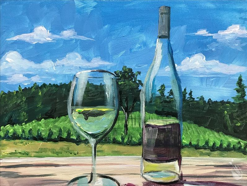 VIRTUAL Wine Down Wednesday-Wine With A View