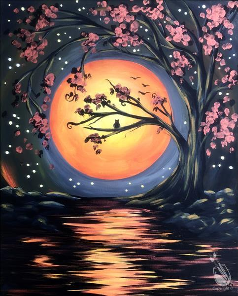 """Harvest Moon River"""