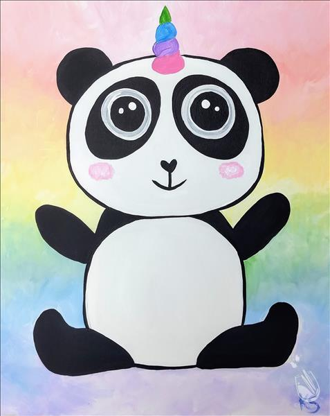 Magical Pandacorn (All Ages) **LIMITED SEATING**