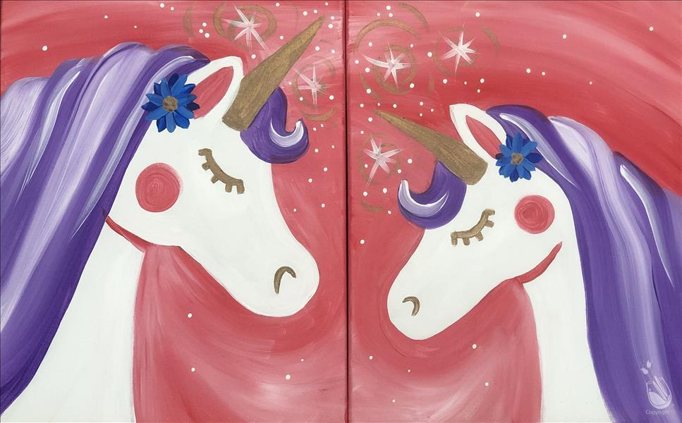 Starlight and Twinkle Unicorns - Set