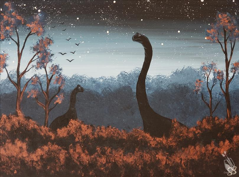 KIDS CAMP: COSMIC DINOS, Ages 8-14