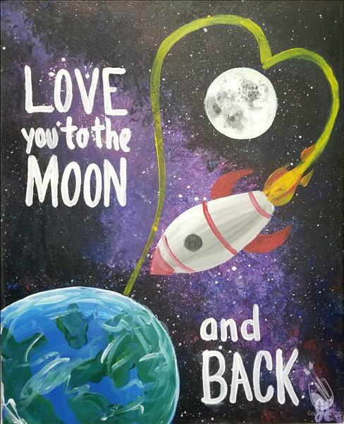 To the Moon and Back for Kids