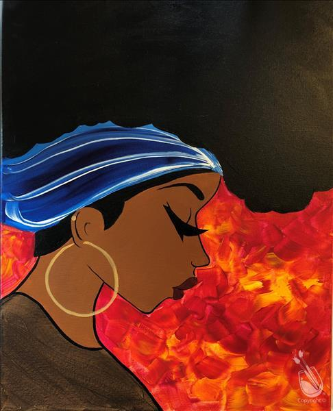 How to Paint Fire and Ice: My Sister's Keeper