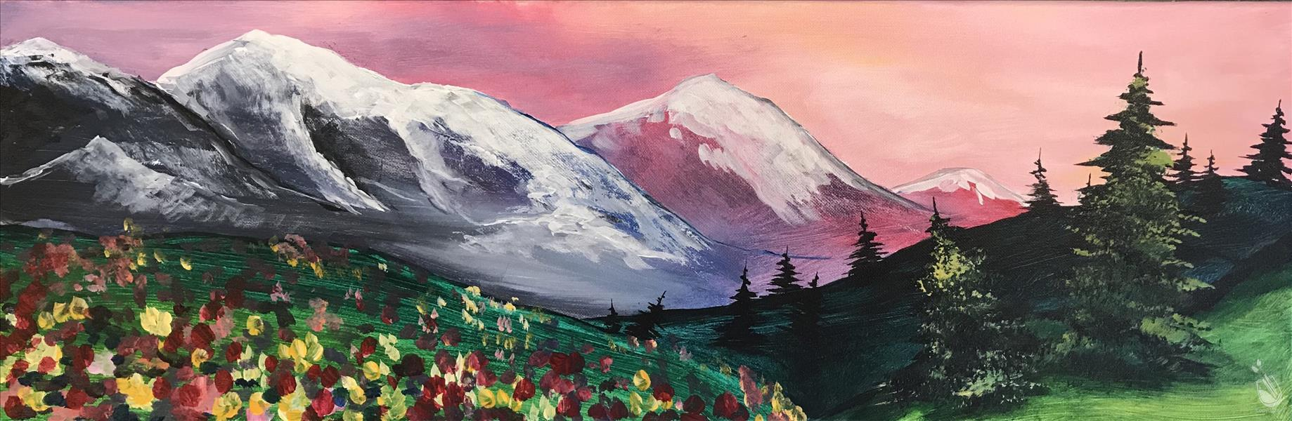 NEW Art! Timpanogos Mountain *Seating Limited*