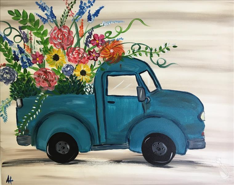 """Spring Truck"" Choose Your Surface! 12+ Welcome"