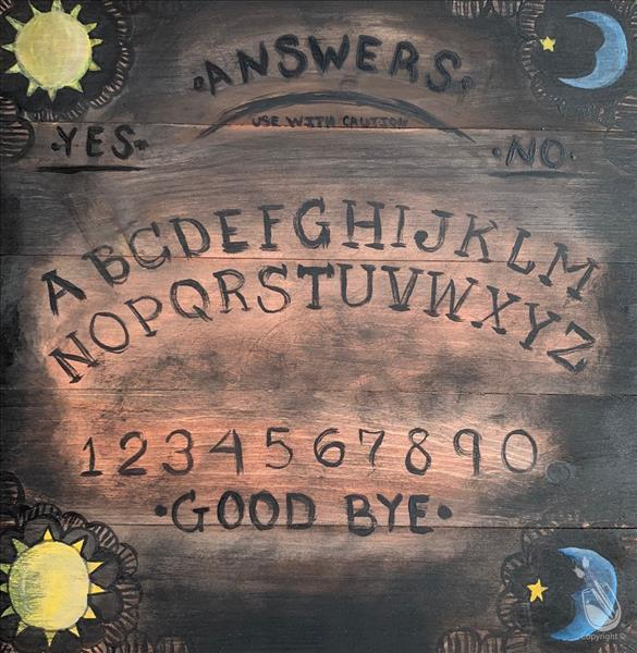 Ouija ADULTS ONLY