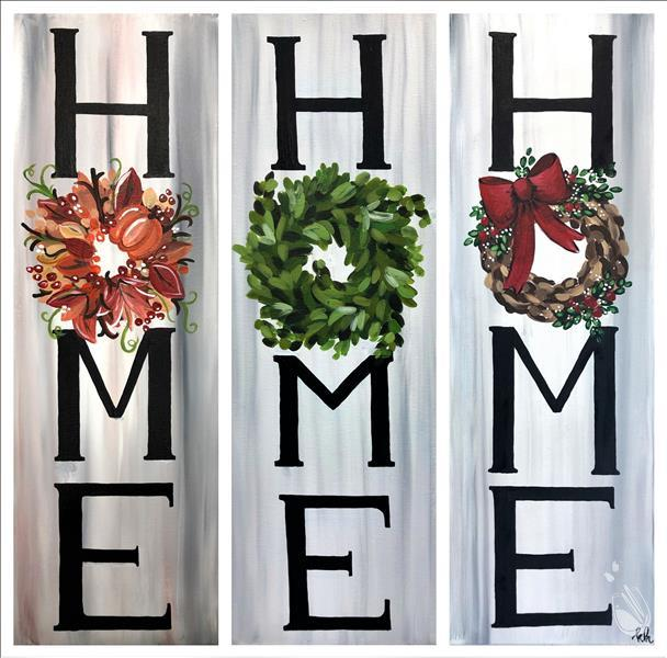 Comfort of Home - Pick Your Wreath