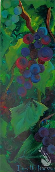 How to Paint The Vine *10x30*