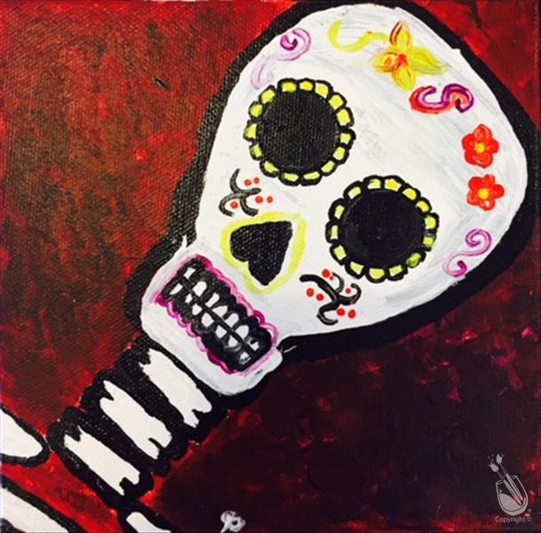 Day of Dead Create and Design your Sugar Skill