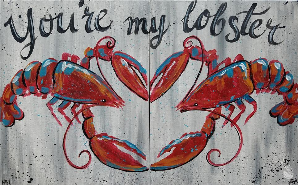 Date Night: Lobster Love - In Studio