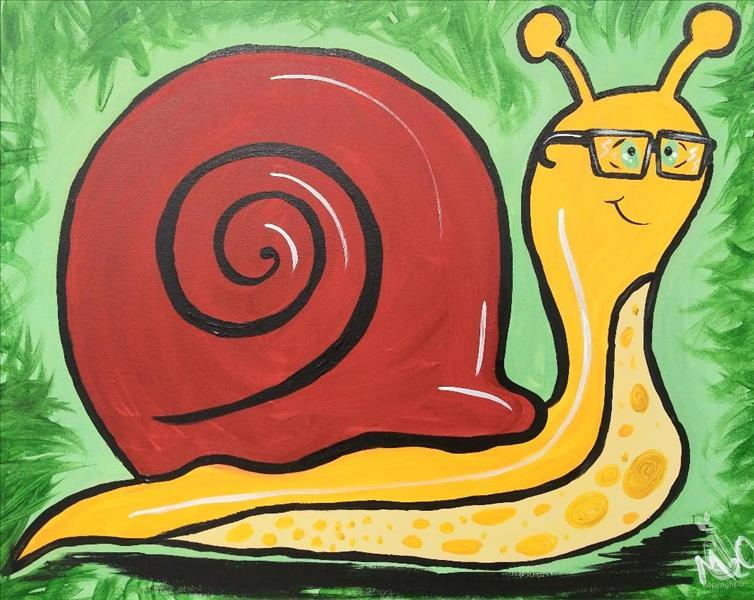 *KIDS SPECTACLE PAL WEEK* Snail Pal (Session 1)