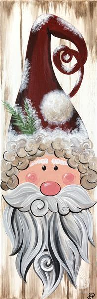 VIRTUAL STUDIO: Farmhouse Santa