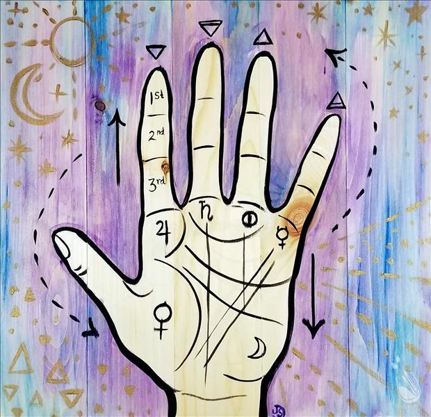 Palmistry - In Studio Event!