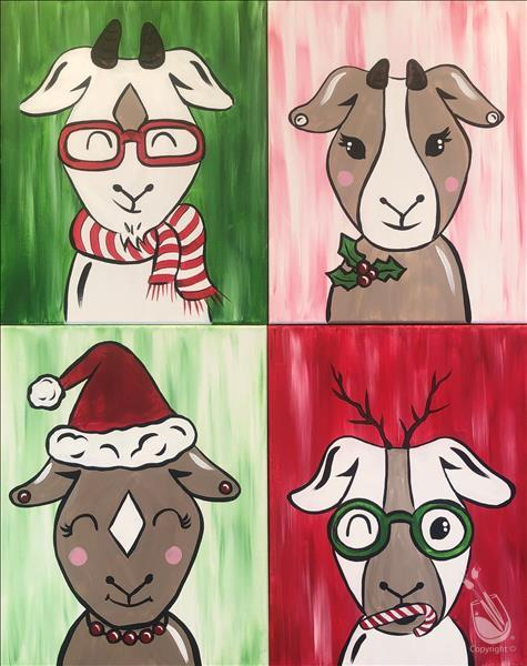 Farm Family Christmas - Create Your Own