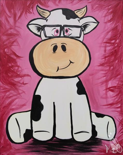 Spectacle Pals - Cow
