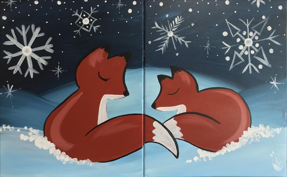 You & Me! Fox and Blizzard