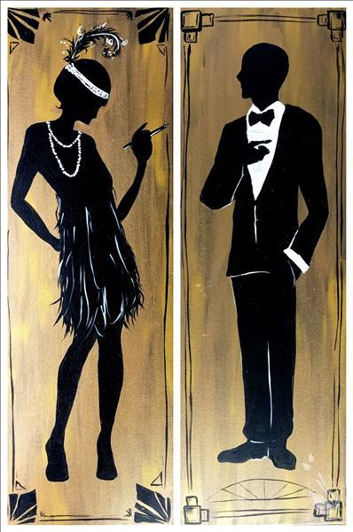 Murder Mystery Event- The Roaring 20's